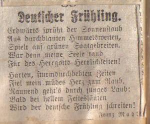 scan deutscher frühling